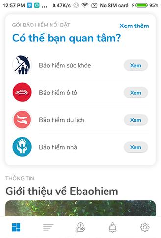 Policybazaar Mobile App