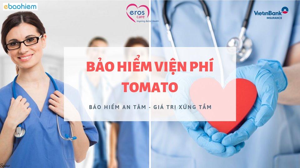 bảo hiểm viện phí tomato