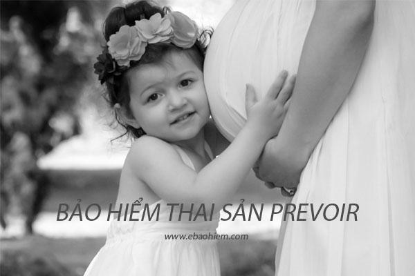 bao hiem thai san prevoir