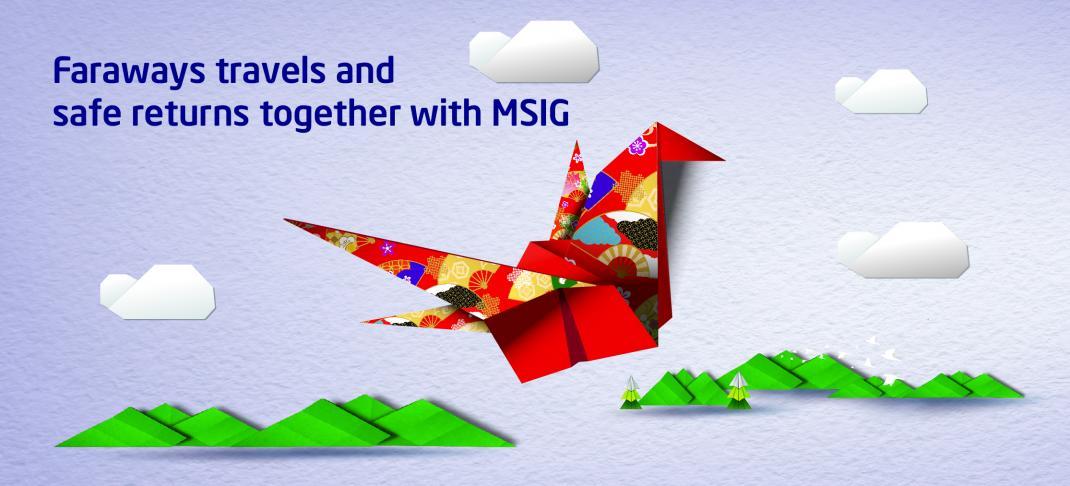 Bảo Hiểm Du Lịch Quốc tế MSIG EASY