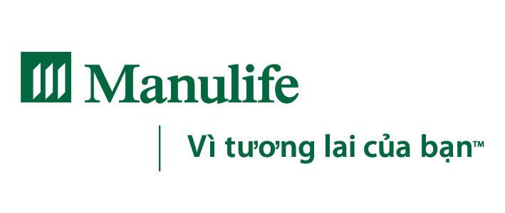 logo bảo hiểm manulife