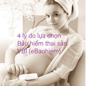 Ly do mua bao hiem thai san vbi